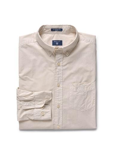 Gant Regular Gömlek Bej